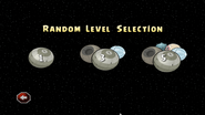 Menu Random Level Selection