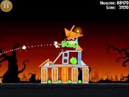 Official Angry Birds Seasons Walkthrough Trick or Treat 2-7