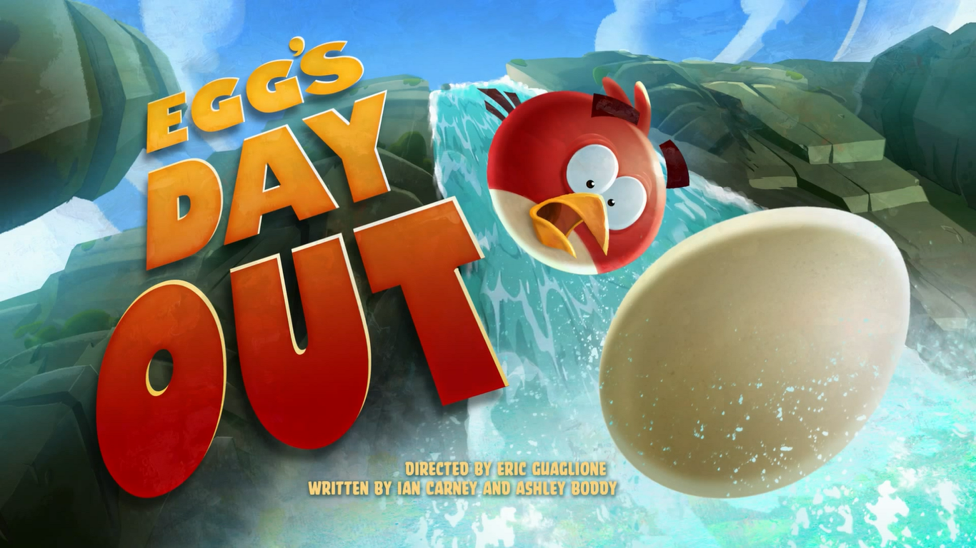 Egg S Day Out Angry Birds Wiki Fandom Powered By Wikia