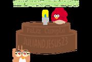 Feliz Cumple Julian