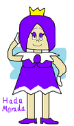 Proyecto Humano - Sprixie Princess (Purple) de Super Mario 3D World