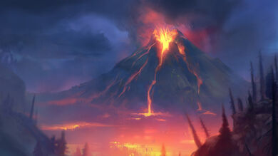 Гора Хору