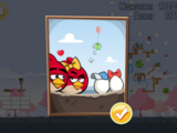 Pájaro Rojo Hembra