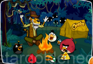 Angry Birds Cheetos First Cutscene