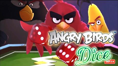 Angry Birds Dice Gameplay First Day