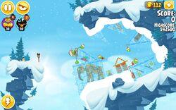Лыжи сизонс уровень 20