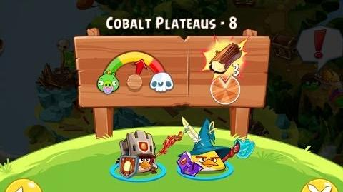 Angry Birds Epic Cobalt Plateaus Level 8 Walkthrough