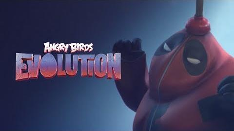 Angry Birds Evolution Meet Darlene