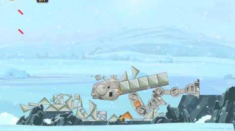 Hoth 3-6 (Angry Birds Star Wars)/Video Walkthrough