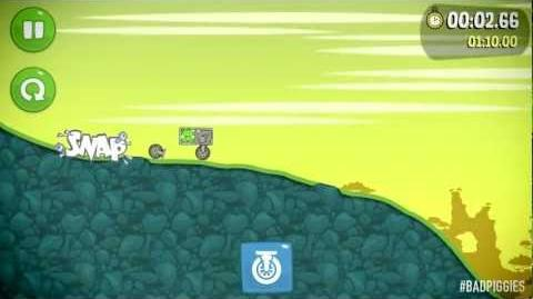 New Bad Piggies update Road Hogs!