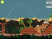 Official Angry Birds Rio Walkthrough Jungle Escape 4-10