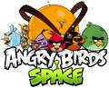 Angry Birds Space new logo