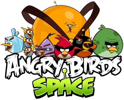 Imagen angry birds space new logog angry birds wiki archivoangry birds space new logog voltagebd Images