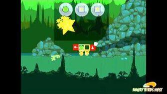 Bad Piggies Rise and Swine Bonus level 2-II Walkthrough 3 Star
