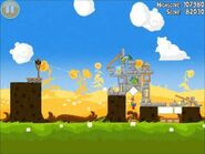 Official Angry Birds Seasons Walkthrough Summer Pignic 1-19