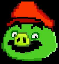 Angry Birds Friends Mario Pig