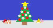 Feliz Navidad Angry Birds