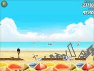 Official Angry Birds Rio Walkthrough Beach Volley 5-14