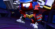 Optimus Maximus After Completing Level