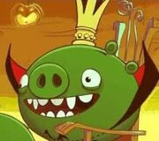 Король свиней в hamoween