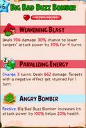 Способности Большого Злого Громахающего Подрывника