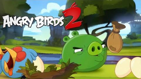 Angry Birds 2 — Official Animation Trailer