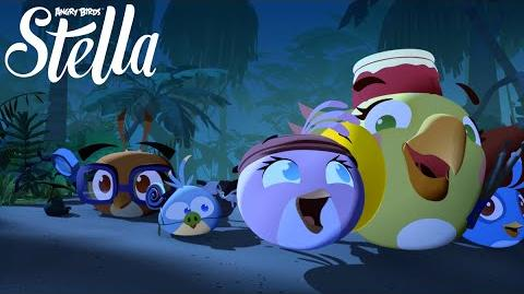 Angry Birds Stella - Animated Series - Season 2 Teaser!