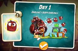 Darlene's Derpy Darlings I