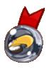 Серебряная медалька