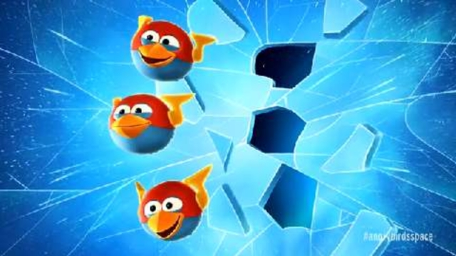 Скачать Angry Birds Space на компьютер
