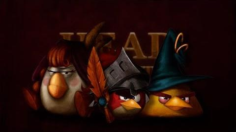 Angry Birds Epic - Cinematic Trailer