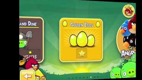 Angry Birds Golden Egg 15 Walkthrough