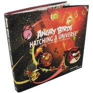 Angry Birds Hatching a Universe Portada