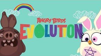 Angry Birds Evolution - Fringy, Harbinger of Doom
