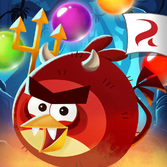 Angry Birds POP Square Icon (Halloween 2)