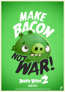 Make Bacon Not War!