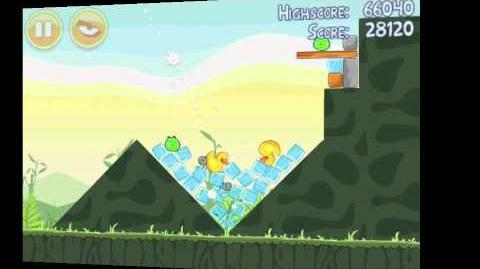 Angry Birds Golden Egg 3 Walkthrough