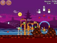 Angry birds moon5