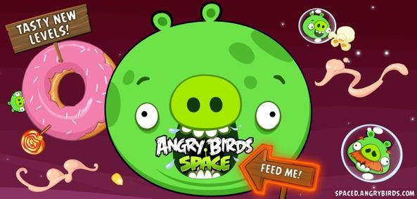 Imagen angry birds space utopia teaserg angry birds wiki angry birds space utopia teaserg voltagebd Images