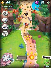 Angry Birds Action (Выбор уровней)