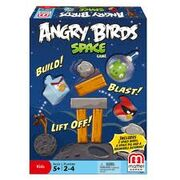 Angry bird space game