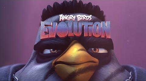 Angry Birds Evolution Meet Dutch