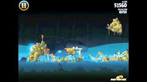 Hoth 3-31 (Angry Birds Star Wars)/Video Walkthrough
