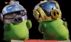 Daft Piggies