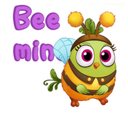 ABM Stickers - Bee Hatchling