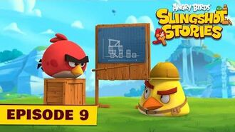 Angry Birds Slingshot Stories Ep. 9 DIY time!