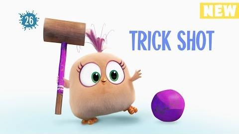 Angry Birds Blues Trick Shot - S1 Ep26 NEW