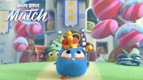 Angry Birds Match - Teaser trailer 1