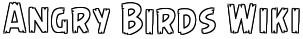 Angry Birds Wiki (Надпись)