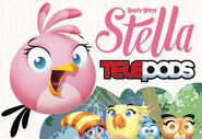 Angry Birds Stella Telepody